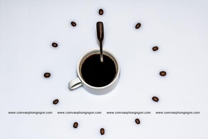 thời điểm nào để uống cà phê