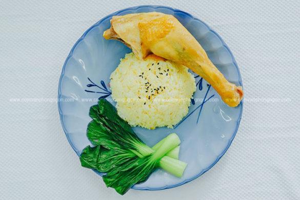 cơm gà